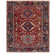 Link to 5' x 6' Gharajeh Persian Rug