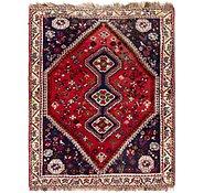 Link to 4' 2 x 5' 2 Ghashghaei Persian Rug
