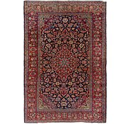 Link to 4' 4 x 6' 7 Kashan Persian Rug