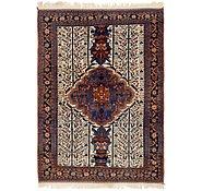 Link to 122cm x 178cm Varamin Persian Rug