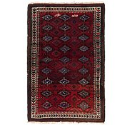 Link to 4' 2 x 6' 10 Balouch Persian Rug