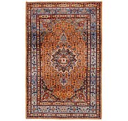 Link to 4' 4 x 6' 9 Mood Persian Rug