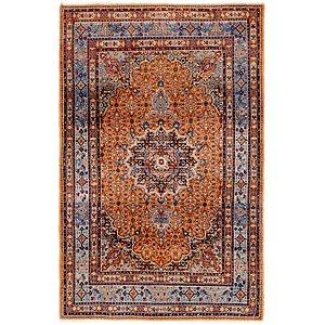 4' 4 x 6' 9 Mood Persian Rug