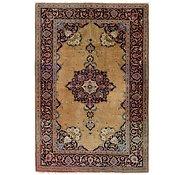 Link to 4' 4 x 6' 9 Kashan Persian Rug
