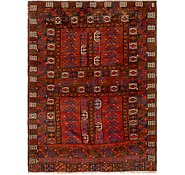 Link to 5' x 6' 7 Shiraz Persian Rug