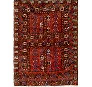 Link to 152cm x 200cm Shiraz Persian Rug