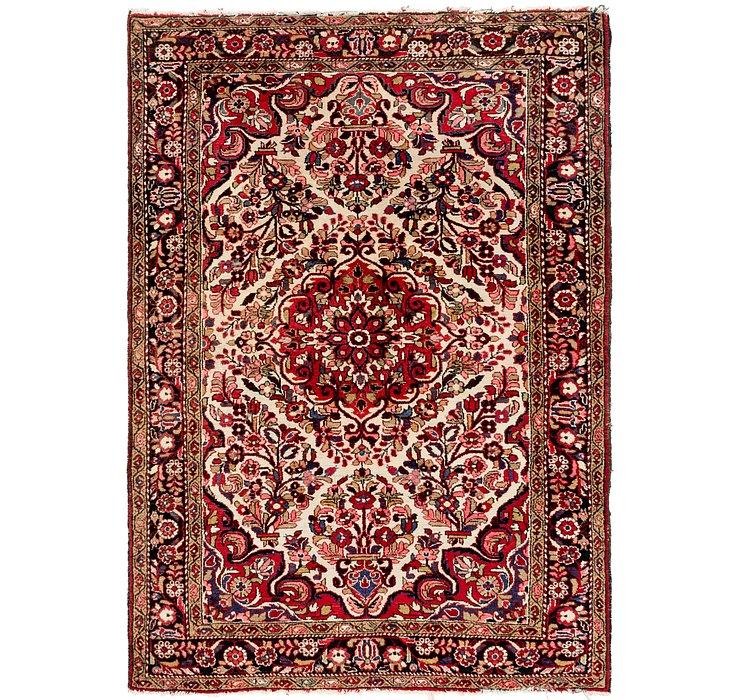 5' 2 x 7' 4 Borchelu Persian Rug