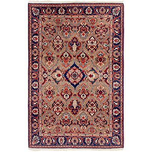 HandKnotted 4' 4 x 6' 7 Romani Rug