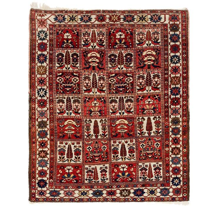 5' 3 x 6' 8 Bakhtiar Persian Rug