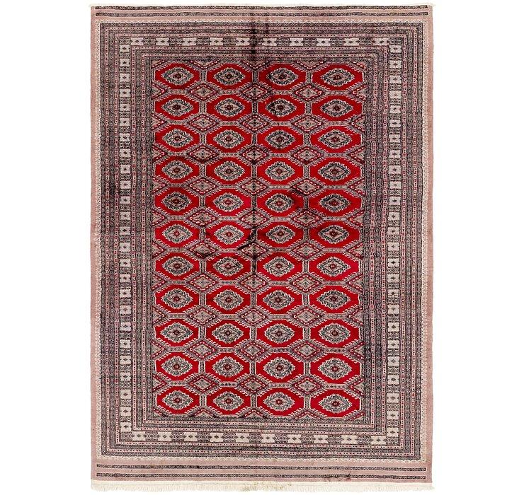 5' 2 x 7' 8 Bokhara Oriental Rug