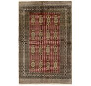 Link to 5' x 8' Bokhara Oriental Rug