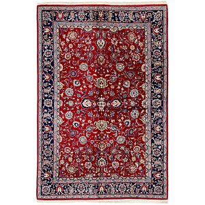 Link to 168cm x 250cm Kashan Rug item page