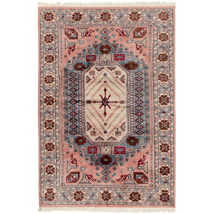5' 2 x 7' 10 Hereke Oriental Rug