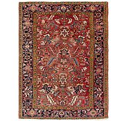 Link to 6' x 8' Heriz Persian Rug
