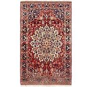 Link to 5' x 8' 3 Mashad Persian Rug