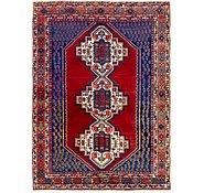 Link to 5' 6 x 7' 6 Ghashghaei Persian Rug