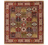 Link to 7' 4 x 8' 4 Bakhtiar Square Rug