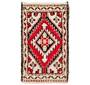 Link to 1' 4 x 2' 3 Hamedan Persian Rug