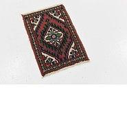 Link to 1' 3 x 1' 10 Hamedan Persian Rug