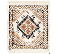 Link to 1' 3 x 1' 4 Moroccan Square Rug
