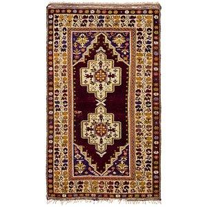 Link to 122cm x 213cm Anatolian Oriental Rug item page
