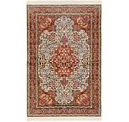 Link to 3' 6 x 5' 6 Kashmir Oriental Rug