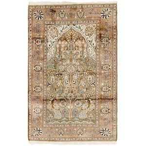 Link to 122cm x 195cm Kashmir Oriental Rug item page