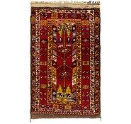 Link to 3' 9 x 6' 10 Anatolian Oriental Rug