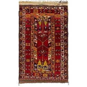 Link to 3' 9 x 6' 10 Anatolian Oriental Rug item page