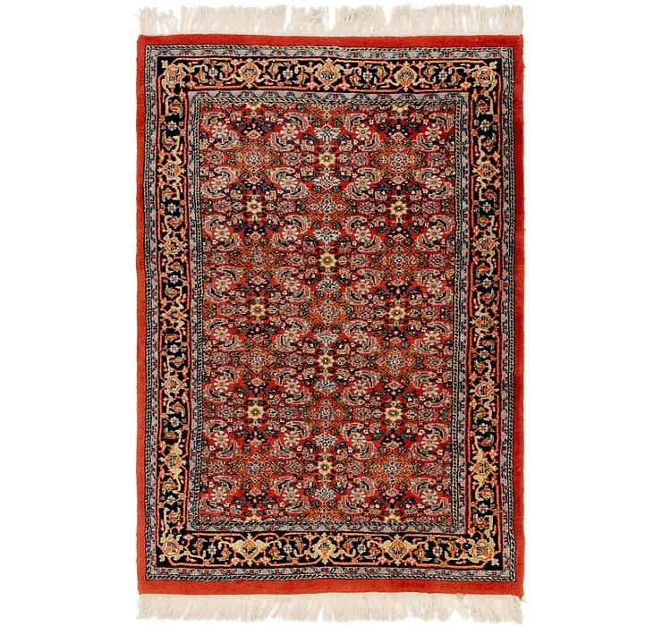 4' x 6' Bidjar Oriental Rug