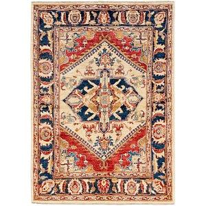 4' 4 x 6' 2 Kazak Oriental Rug