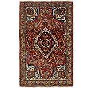 Link to 122cm x 205cm Hamedan Persian Rug
