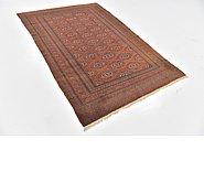 Link to 4' 2 x 6' 4 Bokhara Persian Rug