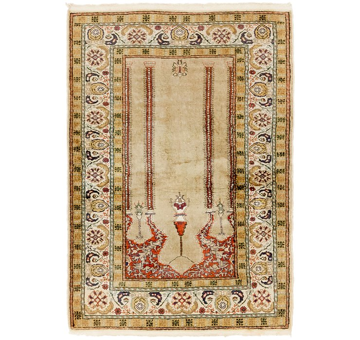 3' 2 x 4' 8 Lahour Rug