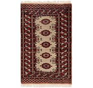Link to 3' 3 x 5' 3 Bokhara Oriental Rug