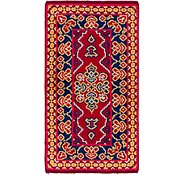 Link to 3' x 5' 10 Moroccan Runner Rug