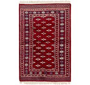 Link to 3' 4 x 5' 3 Bokhara Oriental Rug
