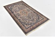 Link to 3' x 5' 3 Tabriz Oriental Rug