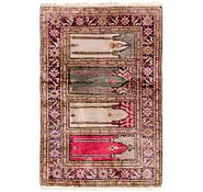 Link to 3' x 4' 4 Lahour Oriental Rug