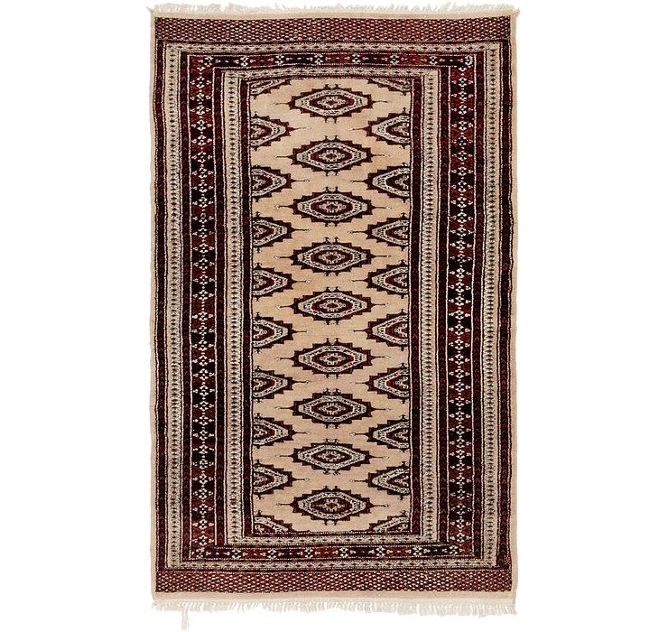 3' 3 x 5' 3 Bokhara Oriental Rug