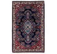 Link to 3' 2 x 5' Kashan Oriental Rug