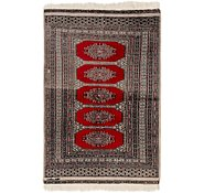 Link to 3' 3 x 5' Bokhara Oriental Rug