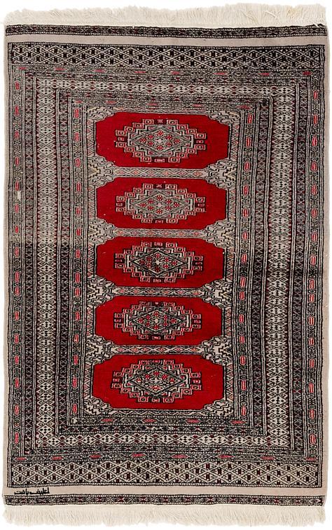 Red 3 3 X 5 Bokhara Oriental Rug Oriental Rugs Esalerugs