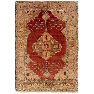 Link to 152cm x 213cm Anatolian Oriental Rug item page