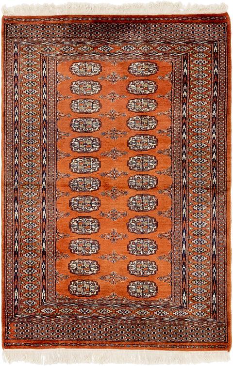 Terracotta 3 3 X 5 Bokhara Oriental Rug Oriental Rugs Esalerugs