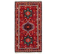 Link to 3' 2 x 6' 3 Heriz Runner Rug