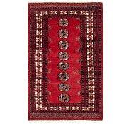 Link to 3' 2 x 5' 2 Bokhara Oriental Rug