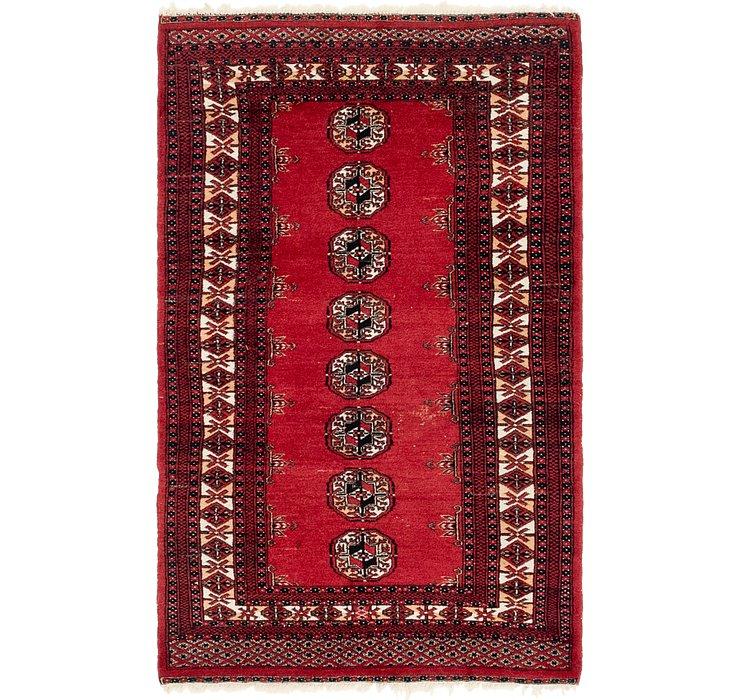 3' 2 x 5' 2 Bokhara Oriental Rug