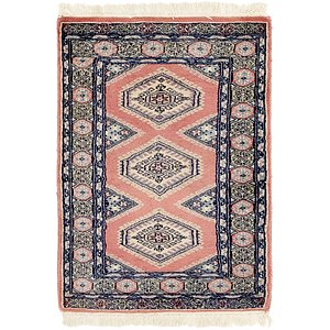 Link to 2' x 3' 2 Bokhara Oriental Rug item page