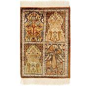 Link to 2' x 3' Kashmir Oriental Rug